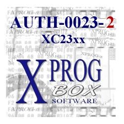 AUTH-0023-2 XC23xx