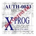 AUTH-0023 MAC7xxx