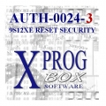 AUTH-0024-3 9S12XE SECURITY