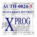AUTH-0024-5 9S12XS SECURITY