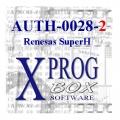 AUTH-0028-2 Renesas SuperH