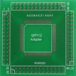 QFP112 dapter
