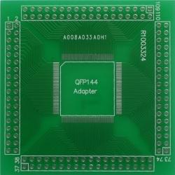 QFP144 dapter