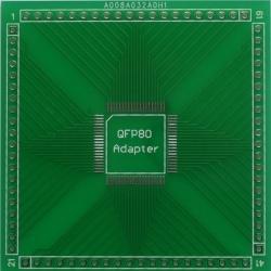 QFP80 dapter