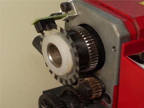 Minilathe tachometer controller